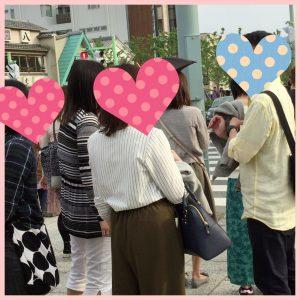 鎌倉での男女
