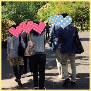 上野ZOO散策開始