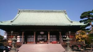 護国寺本堂