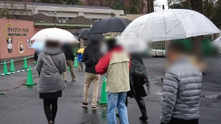 上野動物園散策