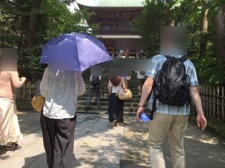婚活イベント鎌倉円覚寺