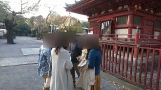 婚活イベント川越喜多院