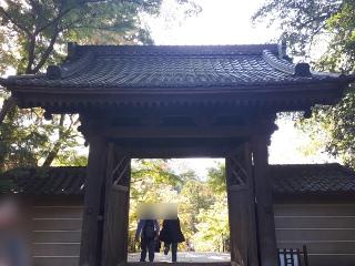 婚活イベント円覚寺散策