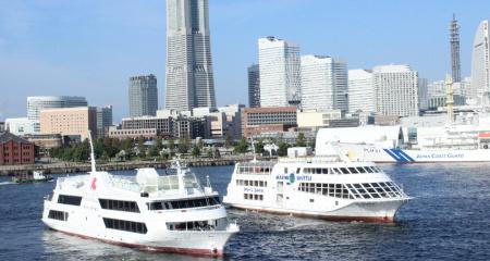 横浜クルージング