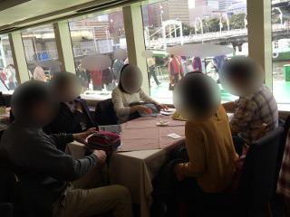 横浜クルージング・散策婚活