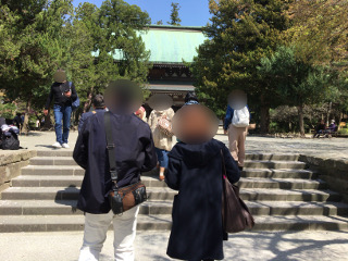 婚活イベント・鎌倉散策