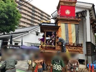 川越・春祭り