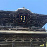 建長寺の山門