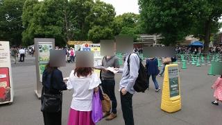 上野動物園・婚活中