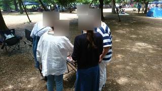小金井公園・バーベキュー
