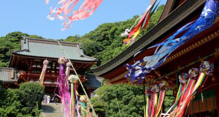 鎌倉七夕祭り