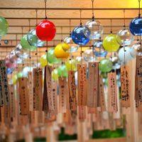 川越・風鈴祭り