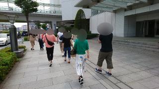 横浜婚活散策