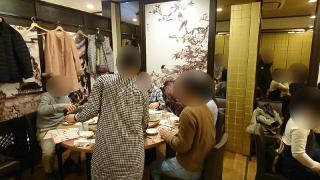 中華街にて食事