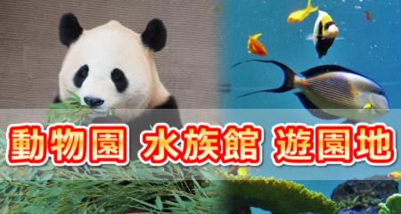 動物園水族館遊園地
