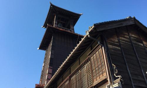 川越・時の鐘